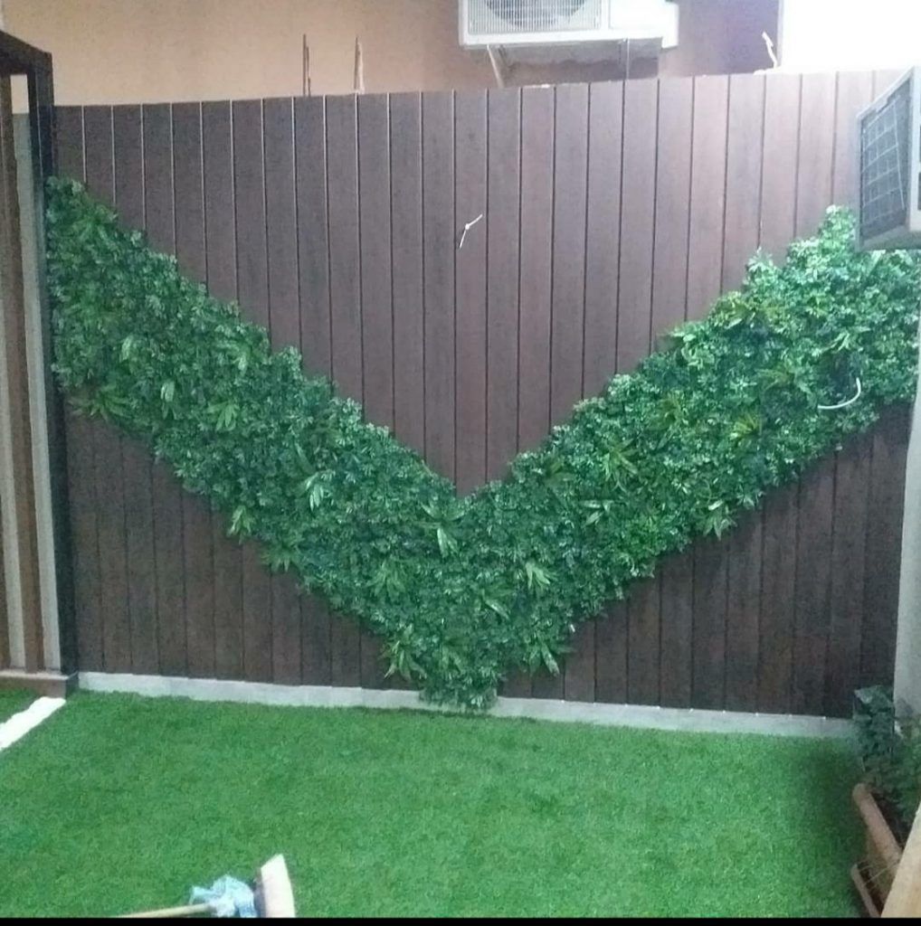 تنظيف حدائق ومنازل